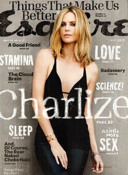 Esquire Cover - 5/1/2015