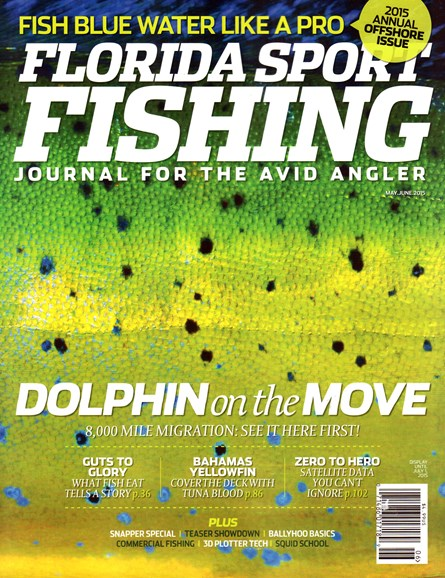 Florida Sport Fishing Cover - 5/1/2015