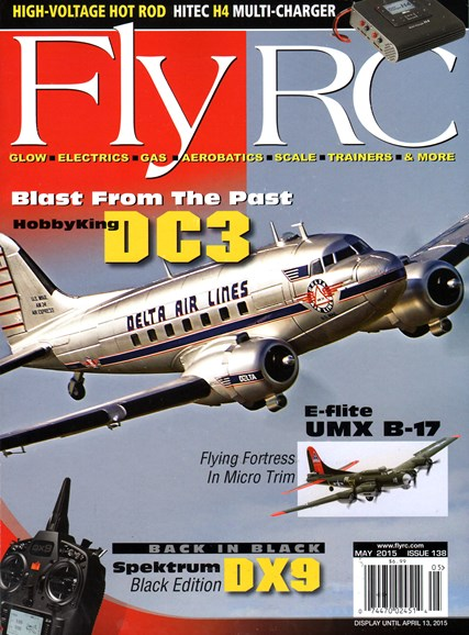 Fly RC Cover - 5/1/2015