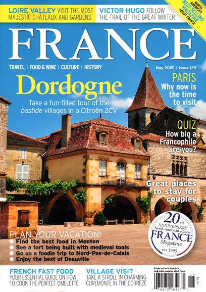 France Cover - 5/1/2015