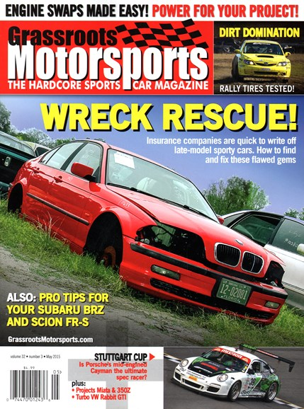 Grassroots Motorsports Cover - 5/1/2015