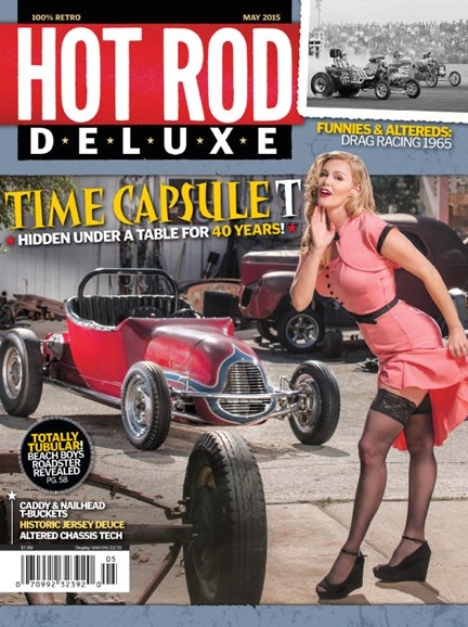 Hot Rod Deluxe Cover - 5/1/2015