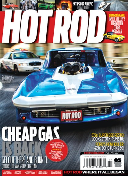 Hot Rod Cover - 5/1/2015