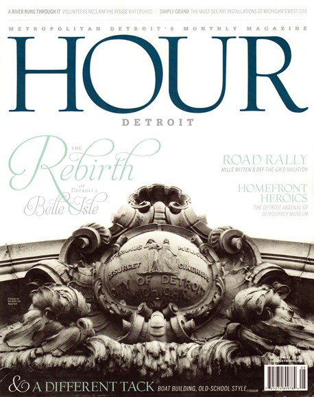 Hour Detroit Cover - 5/1/2015