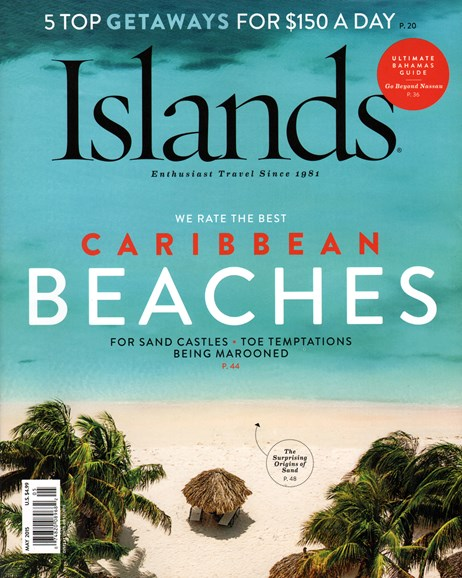 Islands Cover - 5/1/2015