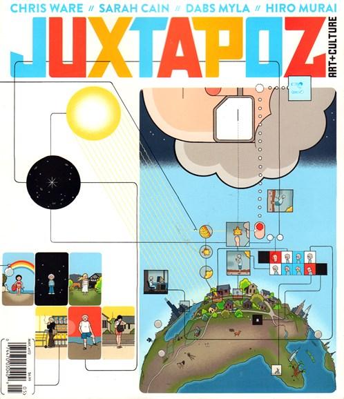 Juxtapoz Cover - 5/1/2015