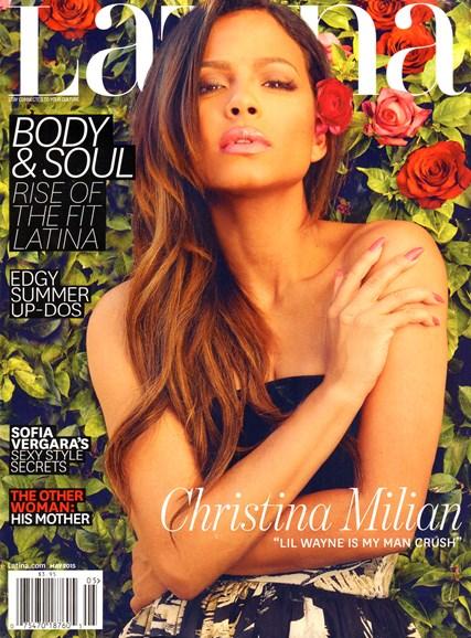 Latina Cover - 5/1/2015