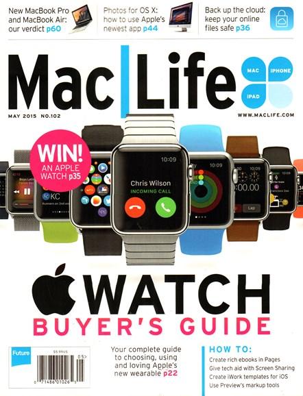 Mac | Life Cover - 5/1/2015