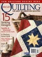 Mccall's Quilting Magazine 5/1/2015