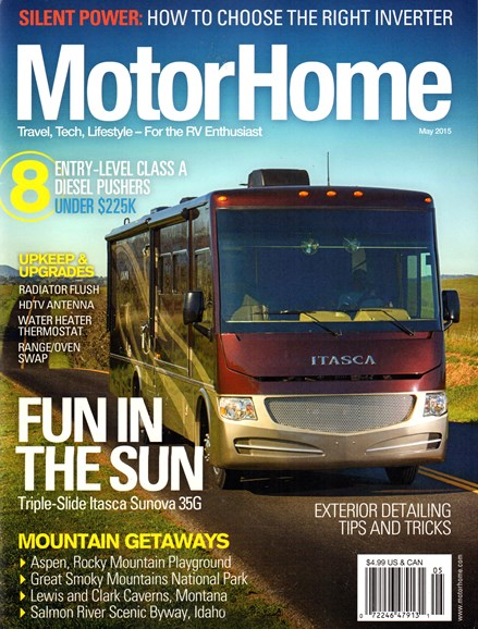MotorHome Cover - 5/1/2015