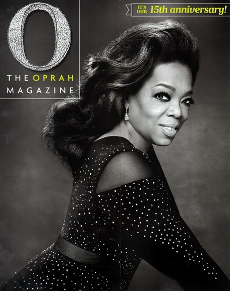 O The Oprah Cover - 5/1/2015