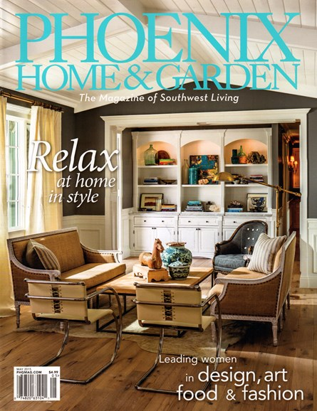 Phoenix Home & Garden Cover - 5/1/2015