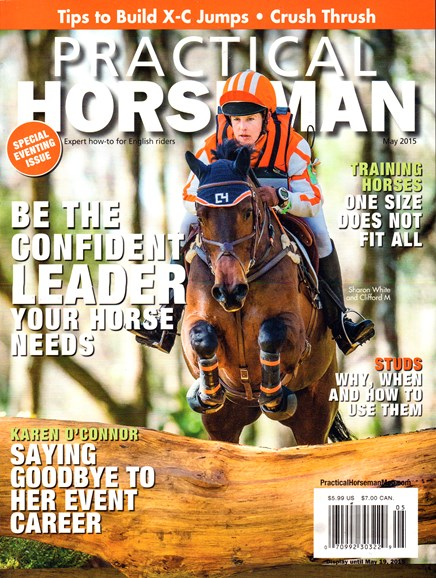 Practical Horseman Cover - 5/1/2015