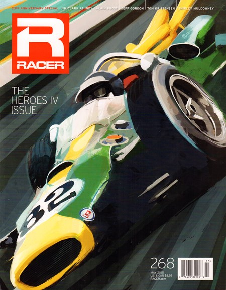 Racer Cover - 5/1/2015