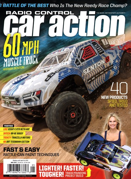 Radio Control Car Action Cover - 5/1/2015