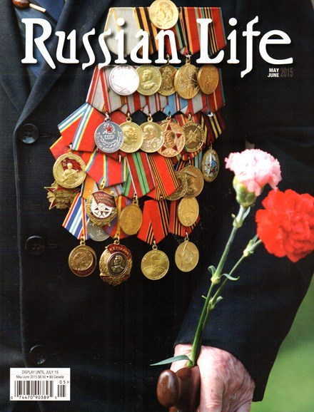 Russian Life Cover - 5/1/2015