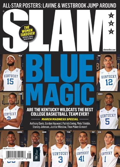 Slam Cover - 5/1/2015