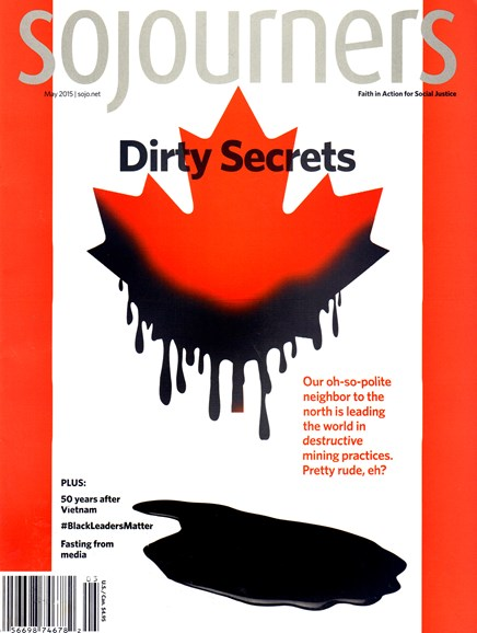 Sojourners Cover - 5/1/2015