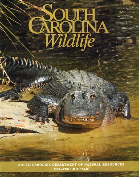 South Carolina Wildlife Cover - 5/1/2015