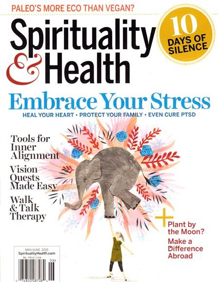 Spirituality & Health Cover - 5/1/2015