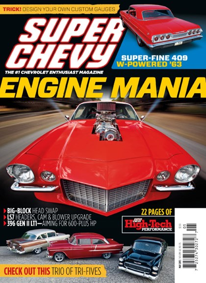 Super Chevy Cover - 5/1/2015