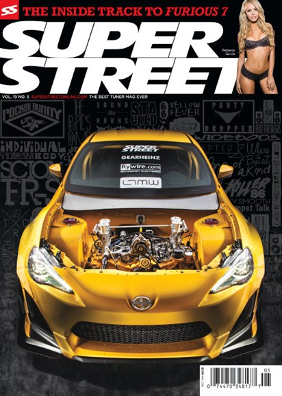 Super Street Cover - 5/1/2015