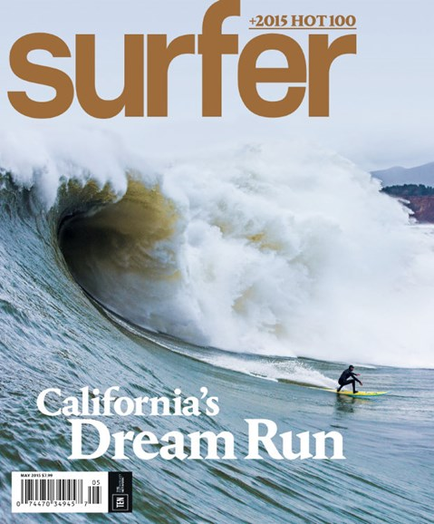 Surfer Cover - 5/1/2015