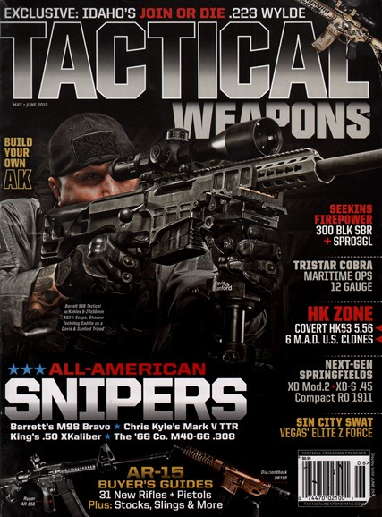 Tactical Life Cover - 5/1/2015