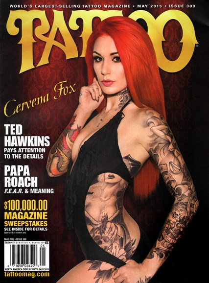 Tattoo Cover - 5/1/2015