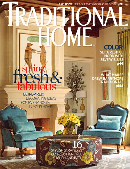 Traditional Home Cover - 5/1/2015