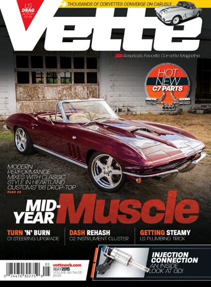 Vette Cover - 5/1/2015