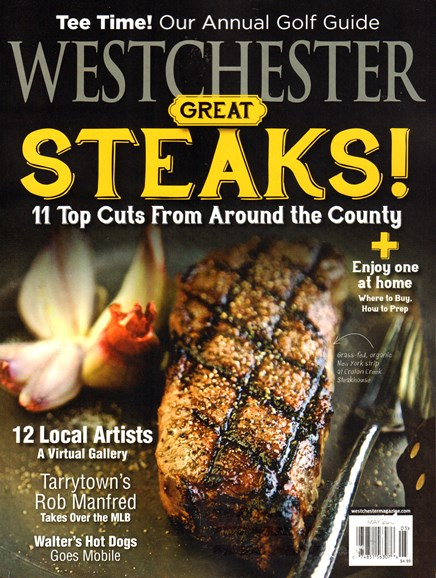 Westchester Magazine Cover - 5/1/2015