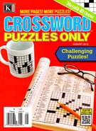 Herald Tribune Crossword Puzzles Magazine 8/1/2015