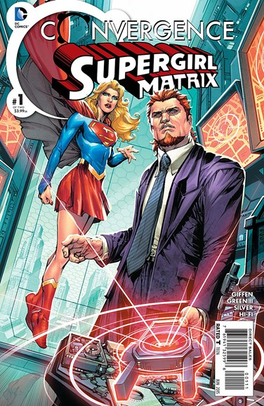 Supergirl Cover - 6/1/2015