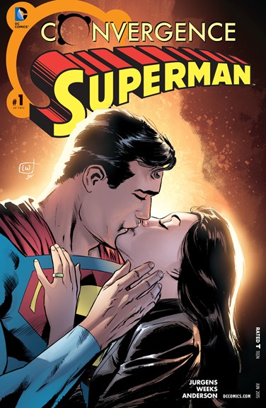 Superman Cover - 6/15/2015
