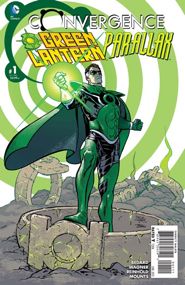Green Lanterns Cover - 6/1/2015