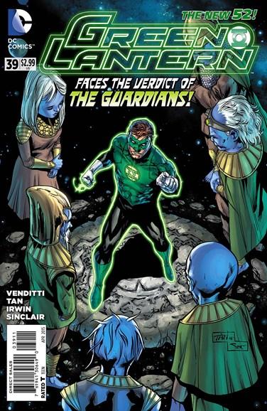 Green Lanterns Cover - 4/1/2015