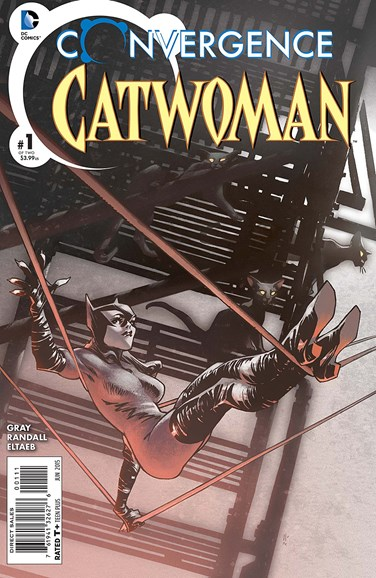 Catwoman Cover - 6/1/2015