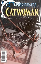 Catwoman Comic 6/1/2015