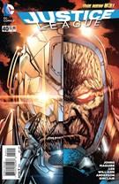 Justice League Comic 6/1/2015