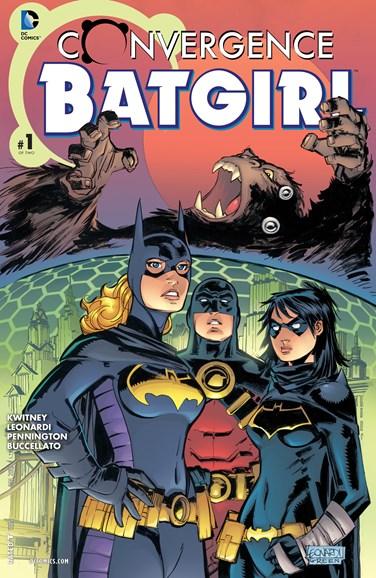 Batgirl Cover - 6/1/2015