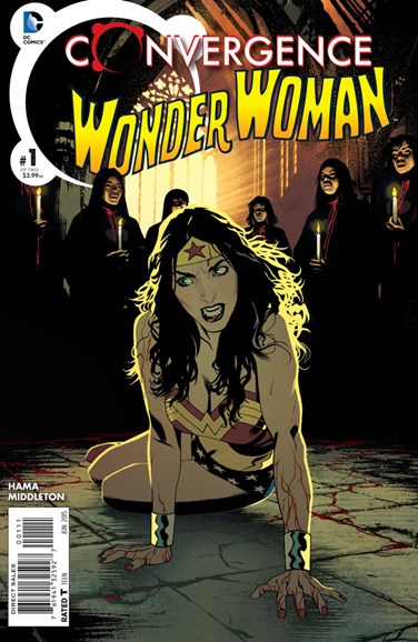 Wonder Woman Cover - 6/1/2015