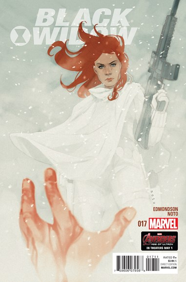 Black Widow Cover - 6/1/2015