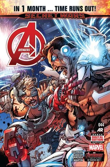 Avengers Cover - 6/15/2015