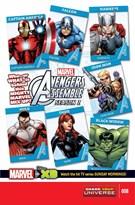 Marvel Universe Avengers Assemble 8/1/2015