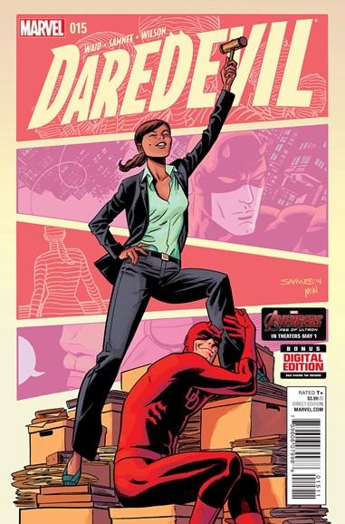 Daredevil Cover - 6/1/2015