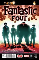 Fantastic Four Comic 6/1/2015