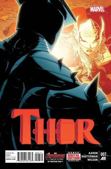 Thor Cover - 6/1/2015