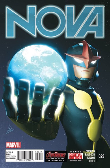 Nova Cover - 6/1/2015