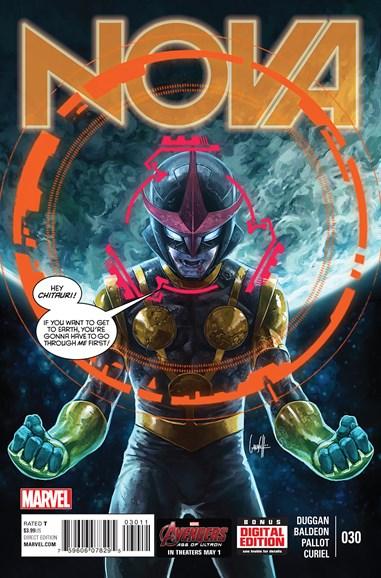 Nova Cover - 6/15/2015
